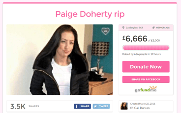 Image result for paige doherty
