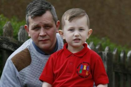 Archie Agnew's parents claim he has been denied a place at the Scottish medium (Gaelic) school in Glasgow