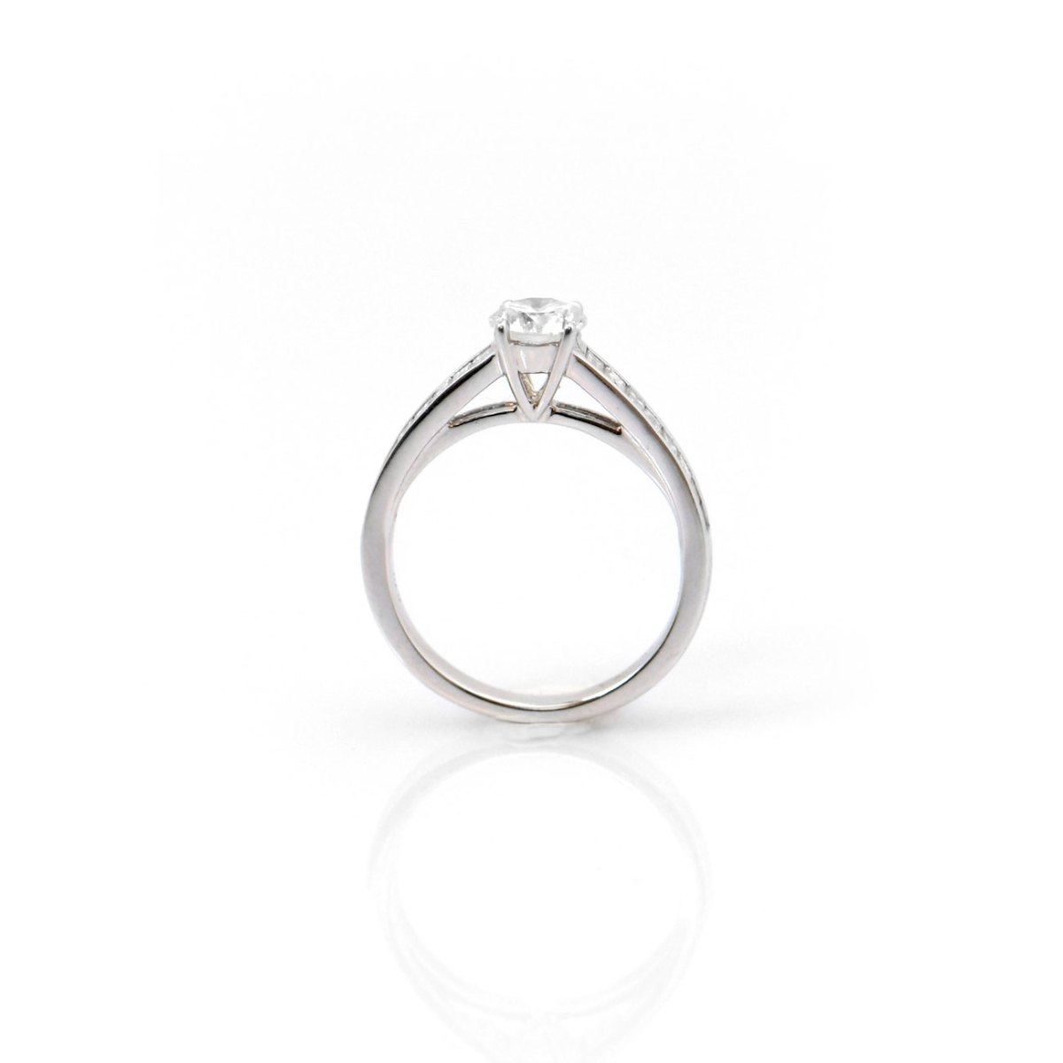 Bague MESSIKA Diamants et Or blanc 750‰ | Réf. BA-B18183