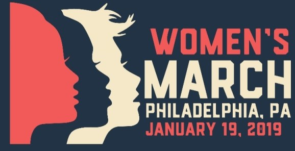 Image result for women's march 2019 philadelphia