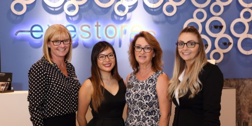 Marketing Photography for Eye Store