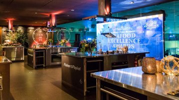 Awards Photography for Sydney Seafood Awards