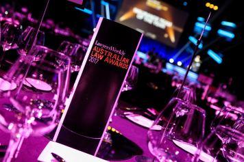 Awards Photography of Australian Law Awards
