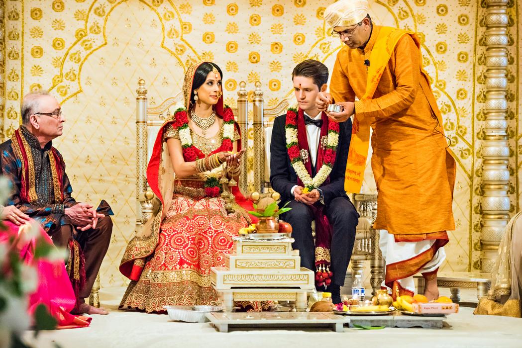 Mayflower Hotel Washington DC Indian Fusion Wedding
