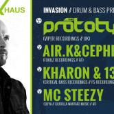 The Prototypes – Easter Special by Invasion DnB