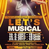 Let´s Musical – Summerstars17
