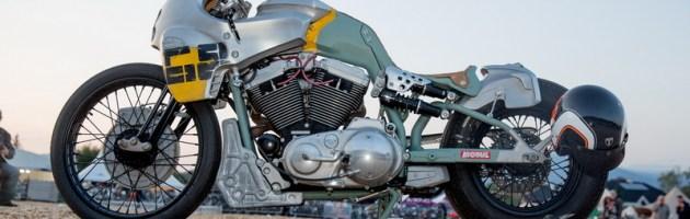 """Harley Treffen Ausfahrt """"Three Countries"""""""