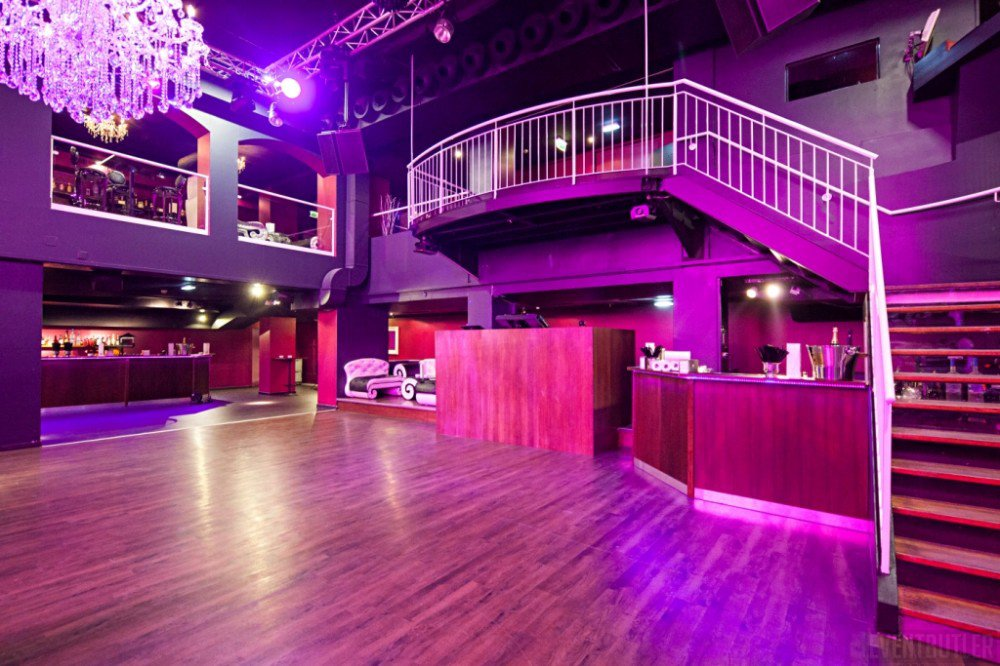 Eighty Four Club Lounge  Eventlocation in Winterthur
