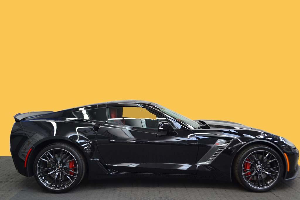 Chevrolet Corvette C7 Z06 schwarz  Eventcorner