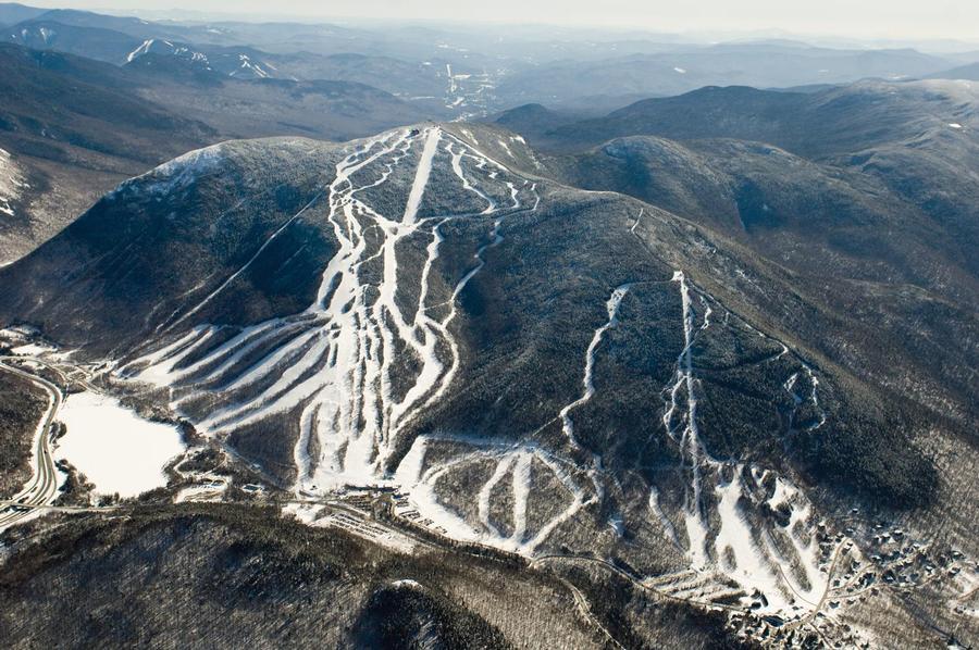 Burke Vt Fall Wallpaper Cannon Mountain Ski Area Franconia Nh