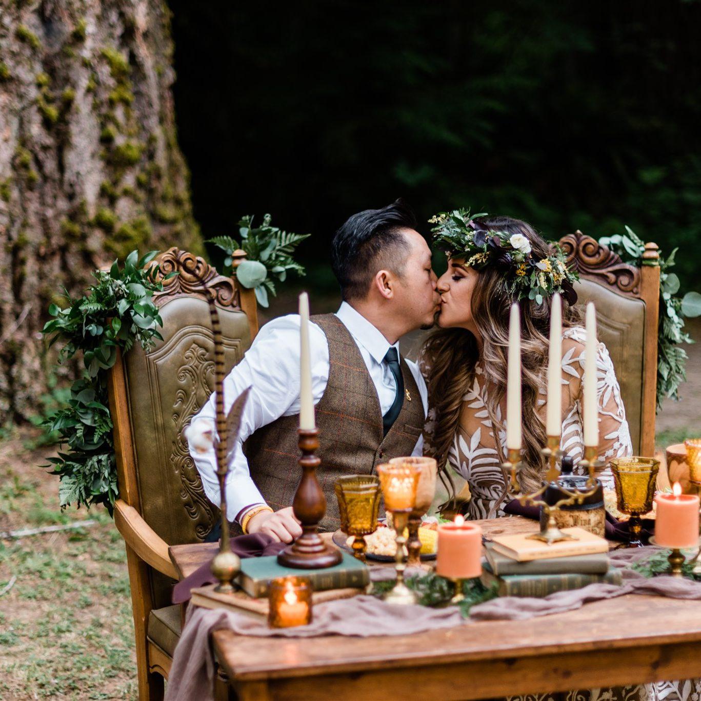 Camp Lane Wedding Oregon