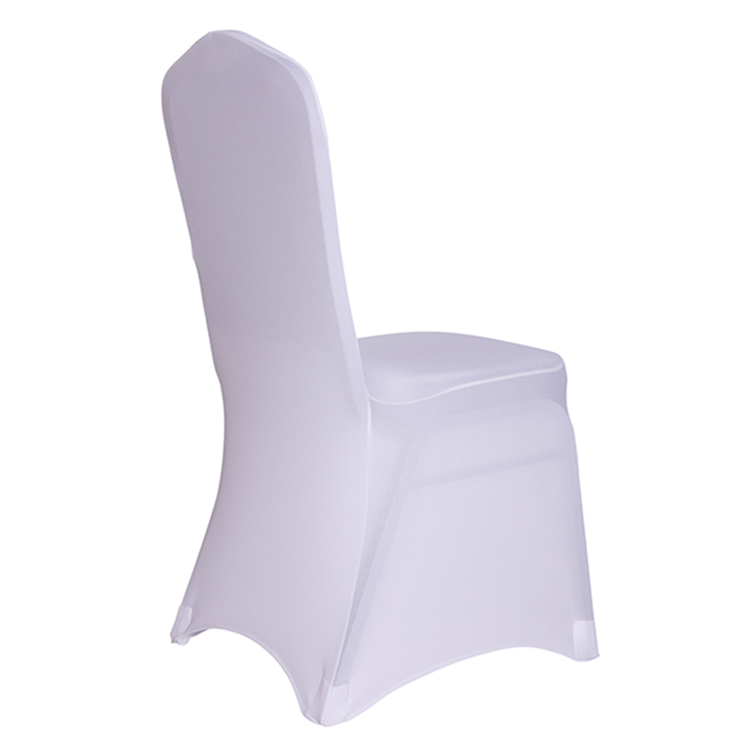 party chair covers canada metal barstool chairs white spandex lycra