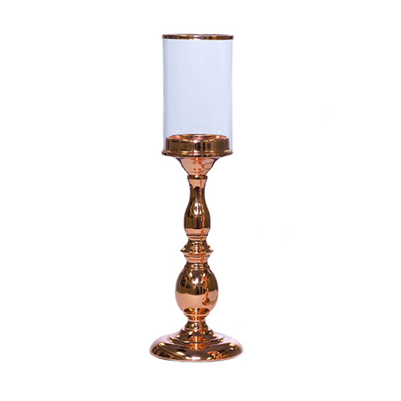 Pedestal Pillar Candle Holder