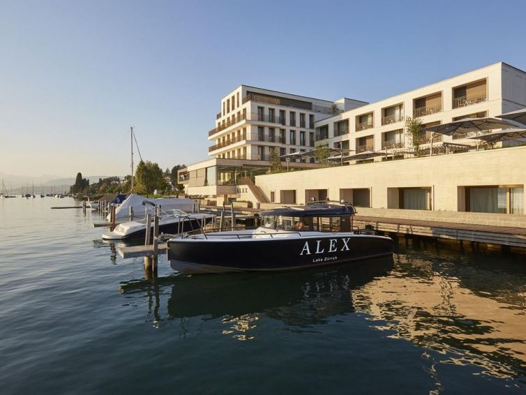 Thalwil: The Living Circle pachtet das Hotel Alex