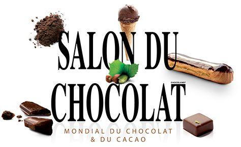 〜パリ発、チョコレートの祭典〜サロン・デュ・ショコラ2019