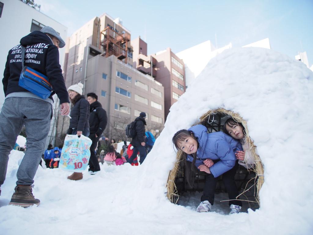第18回神田小川町雪だるまフェア