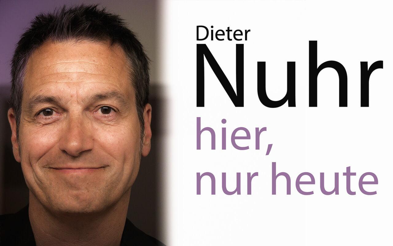 Dieter Nuhr Nuhr Hier Nur Heute Event Center Castrop Rauxel