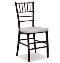 Mahogany Chiavari Chair for Rent in Miami
