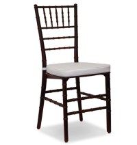 Mahogany Chiavari Chair for Rent in Miami - Broward - Palm ...