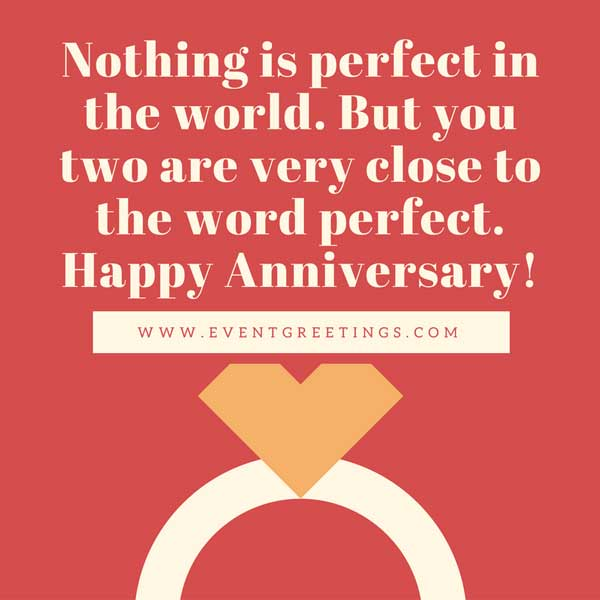 Quotes For Anniversary Inspiration Anniversary Wishes For Couples  Quotes Messages  Events Greetings