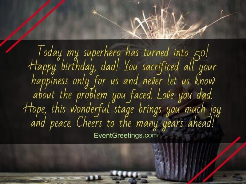 70 amazing 50th birthday