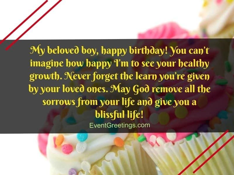 65 cute birthday wishes