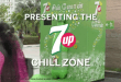 No Hot Cup, Only Cool 7UP