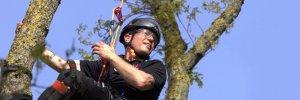 TREE CLIMBING – Single Rope Technique