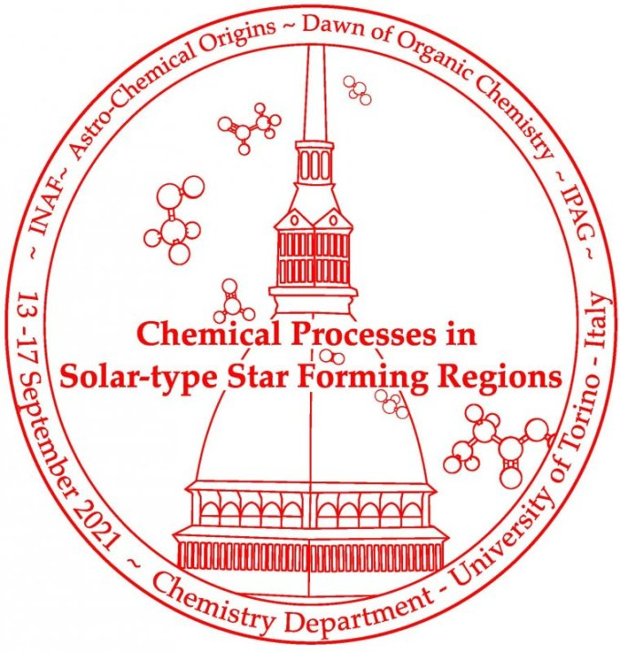 Astro Chemical Origins Aco 1st International Conference Chemical Processes In Solar Type Star Forming Regions 13 17 September 2021 Torino