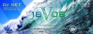 V Lounge Beach Aperitivo e Disco giovedì 18 agosto 2016
