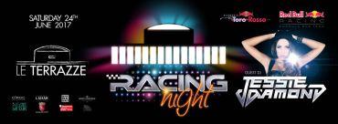 Le Terrazze sabato 24 giugno 2017 Jessie Diamond Racing Night