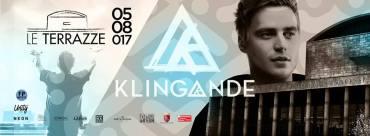 Klingande sabato 5 agosto 2017 Le Terrazze Roma