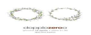 DoppioZero aperitivo Roma giovedi 12 aprile 2018