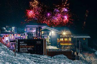 L'après ski come sempre è protagonista per tutta la stagione:
