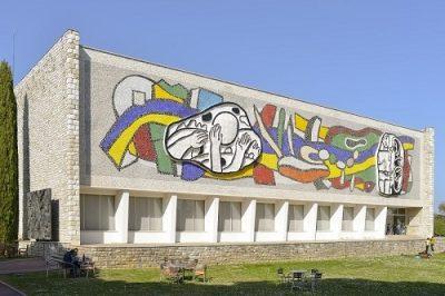 Musée Fernand léger ® - a BIOT in Costa Azzurra - Francia