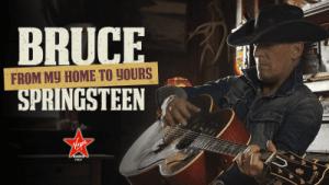 Bruce Springsteen: su Virgin Radio due nuovi appuntamenti con il radio show del Boss. Una grande esclusiva per l'Italia