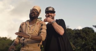 Gentleman e Beenie Man insieme per girare il video di Still Around