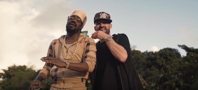 Gentleman e Beenie Man insieme per girare il video di Still Around