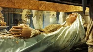 Madonna dormiente al Sacro Monte di Varallo