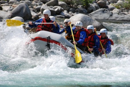 Hydrospeed con Sesia Rafting