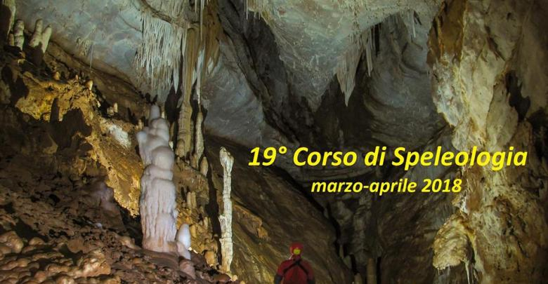 19° Corso speleologia CAI Varallo