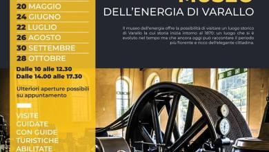 Visite al museo dell'energia di Varallo, giorni e orari