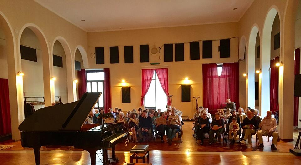 Musica a Villa Durio, edizioni passate, credit fb