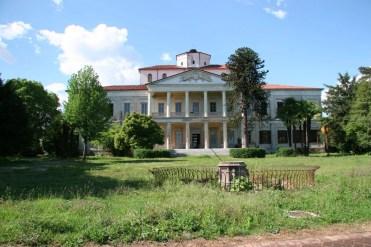 Villa Caccia foto credit Comune di Romagnano Sesia