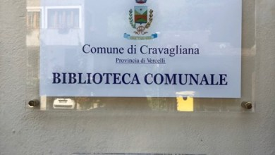 Photo of Nuova biblioteca a Cravagliana