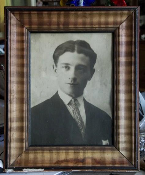Arturo Gibellino a 20 anni