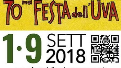 Photo of 70^ Festa dell'Uva Borgomanero 2018