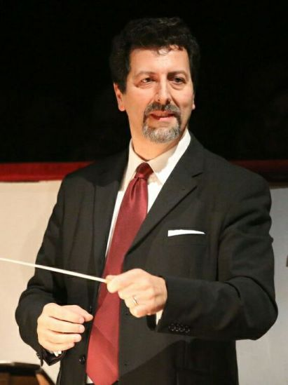 Maestro Gianmario Cavallaro