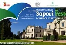 """Photo of Oleggio: """"Sapori in Festa"""" al Castello dal Pozzo"""