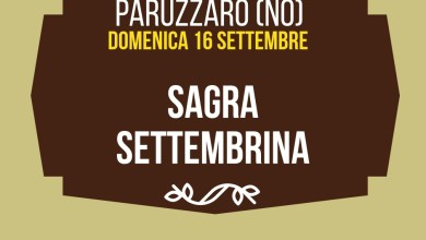 Photo of Paruzzaro: Sagra Settembrina